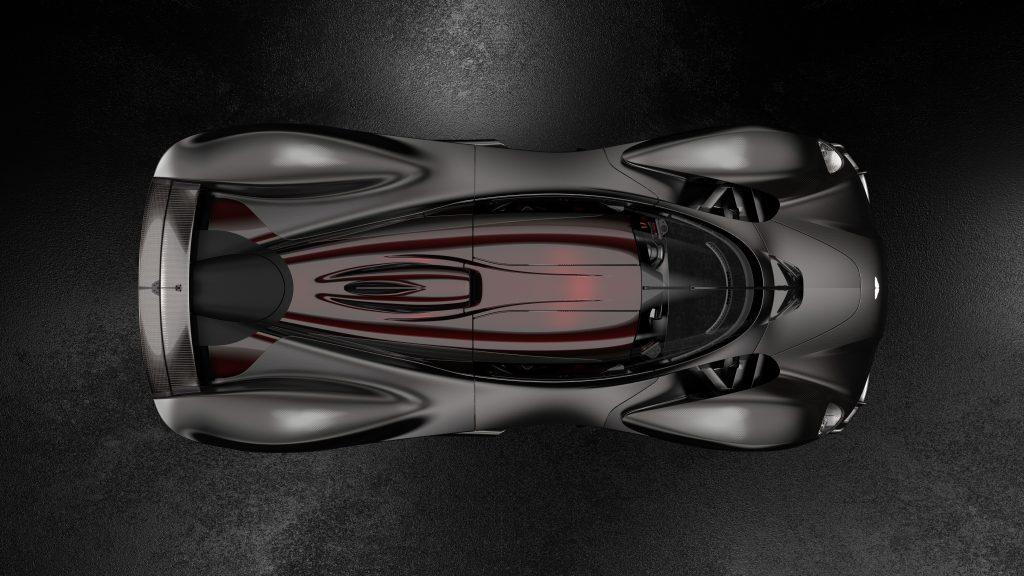 Aston Martin Valkyrie By Q Motion Urban Life
